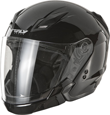 FLY TOURIST SOLID HELMET