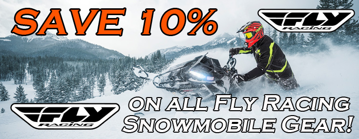 Quality FLY Snowmobile Gear