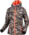 FXR Women's FRESH CAMO SOFTSHELL JACKET (2017)