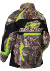 CASTLE X Girl's BOLT REALTREE® JACKET  - Realtree Xtra Hi Vis