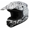 GMAX GM76X STREET LIFE GRAPHIC MX HELMET