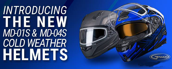 Quality GMAX Snowmobile Gear