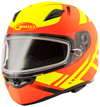 GMAX FF49 SNOW BERG HELMET w/ELECTRIC SHIELD (2018)