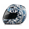 GMAX GM48SPC FULL FACE HELMET BONES GRAPHIC