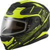 GMAX MD01S WIRED MODULAR HELMET w/DUAL LENS Shield (2019)