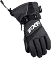 FXR Youth HELIX RACE GLOVE (2018) - Black