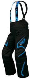 FXR Youth HELIX PANT (2018) - Black-Blue