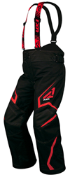 FXR Youth HELIX PANT (2018) - Black-Red