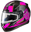 HJC CL-17 Women's STRIKER HELMET w/ELECTRIC LENS (2016)