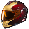 HJC IS-17 MARVEL IRON MAN HELMET
