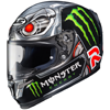 HJC RPHA-10 PRO SPEED MACHINE LORENZO REPLICA HELMET