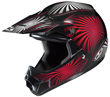 HJC CL-XY YOUTH WHIRL MOTOCROSS HELMET