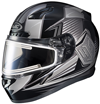 HJC CL-17 STRIKER HELMET w/ELECTRIC LENS (2016)