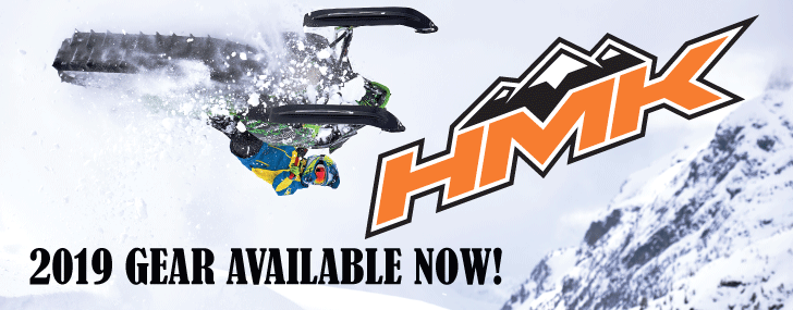 Quality HMK Snowmobile Gear