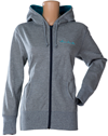 DSG HEART SNOW HOODIE by Divas Snow Gear