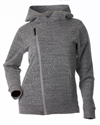 DSG DIAGONAL ZIP HOODIE (2018) by Divas Snow Gear