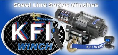 KFI ATV AND UTV SERIES WINCH