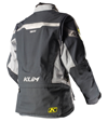 KLIM BADLANDS PRO JACKET (2015) - Gray
