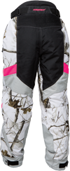 CASTLE X Women's FUEL G5 PANT REALTREE® - Back View