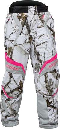 CASTLE X Women's FUEL G5 PANT REALTREE® - Realtree AP Snow