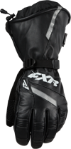 FXR LEATHER GAUNTLET GLOVE (2017)