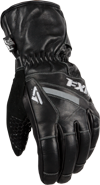 FXR Leather Short Cuff Glove