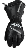 FXR Leather Gauntlet Glove