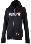 DSG Love Snow III Hoodie by Divas Snow Gear