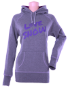 DSG LOVE SNOW PULLOVER HOODIE by Divas Snow Gear