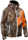 CASTLE X BARRIER TRI-LAM SOFTSHELL REALTREE® JACKET