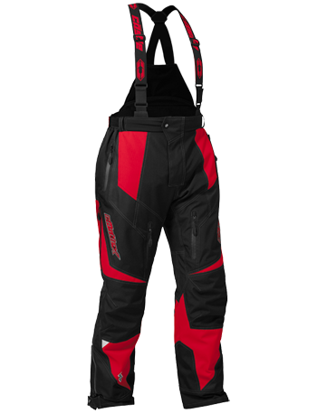 CASTLE X FUEL G6 PANT (2018) - Red