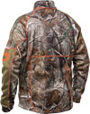 CASTLE X FUSION SE MID-LAYER REALTREE® JACKET - Back View