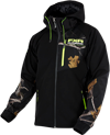 FXR RECOIL SOFTSHELL JACKET - CAMO (2016)