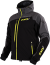 FXR MISSION SOFTSHELL JACKET (2016)