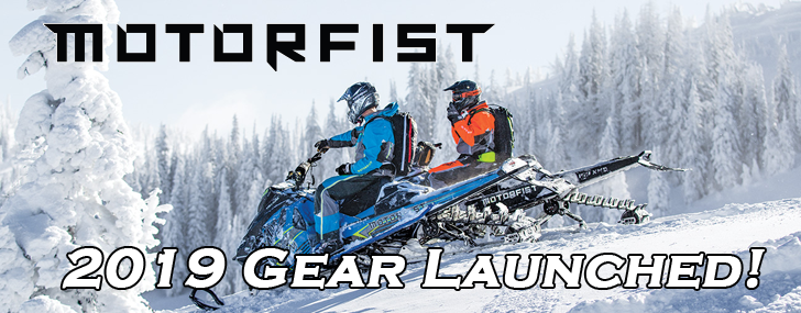 Quality MOTORFIST Snowmobile Gear