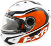 FXR NITRO FULL FACE HELMET w/ELEC SHIELD (2015)