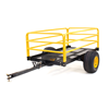 POLAR HDM 1400 FT MESH FLAT TOP TRAILER (12512)