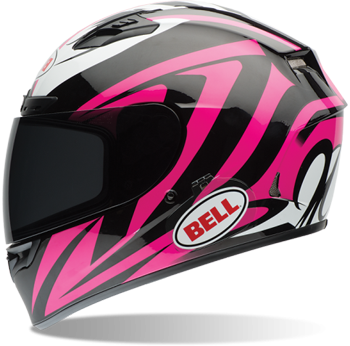 BELL QUALIFIER DLX HELMET - IMPULSE PINK