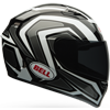 BELL QUALIFIER HELMET - MACHINE WHITE-BLACK
