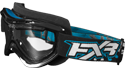 FXR RECRUIT Goggles - Crushed Ice Blue