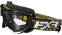 FXR RECRUIT Goggles - Crushed Ice Yellow