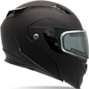 BELL REVOLVER EVO HELMET - MATTE BLACK w/Electric Shield