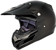 Scorpion VX-24 Snocross Helmet - Matte Black