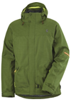 SCOTT MOTLEY TP JACKET - Cypress Green Plaid