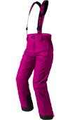 FXR Child SQUADRON PANT (2018) - Wineberry