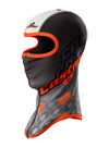 CASTLE X TEAM SUBLIMATED BALACLAVA (2018) - Black-Orange