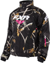 FXR Women's TEAM JACKET - CAMO (2015)