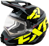 FXR Torque X Helmet w/Electric Shield