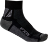 FXR TURBO 1/4 ANKLE SOCK 3-PAIR (2018)
