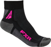 FXR Women's TURBO 1/4 ATHLETIC SOCK 3-PAIR (2018)